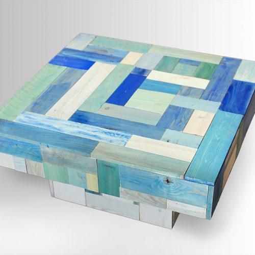 שולחן סלון קיץ יווני