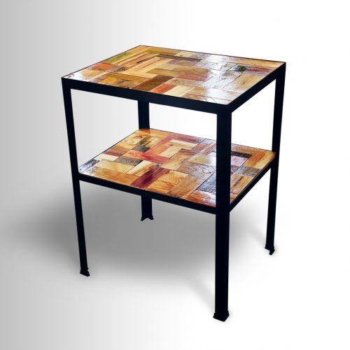 שולחן שרות גבוה למכונת קפה / מדפסת