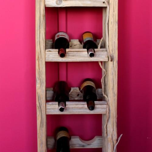 מתקן ליין מעץ ממוחזר