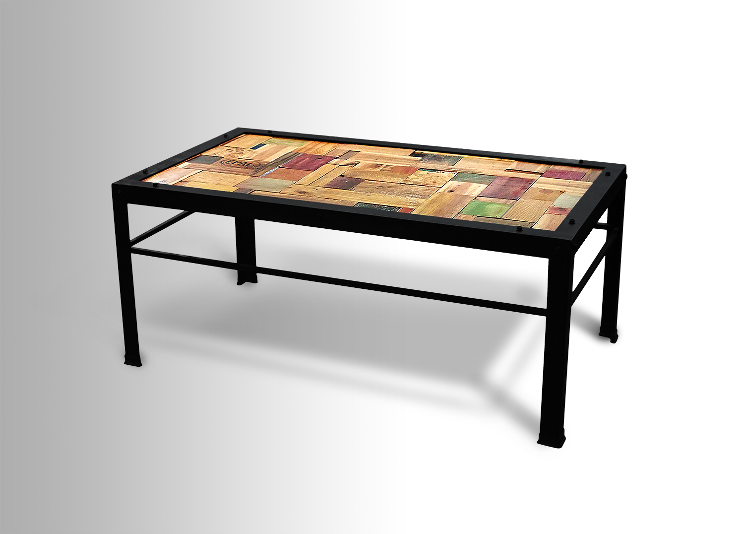 Collage Coffee Table U2013 Slim Fit