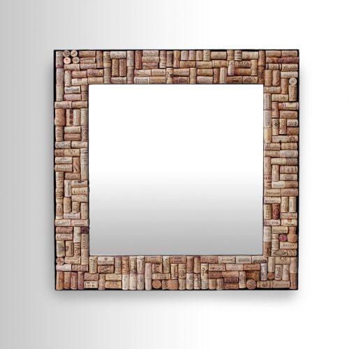 Cork Mirror – Bev 1