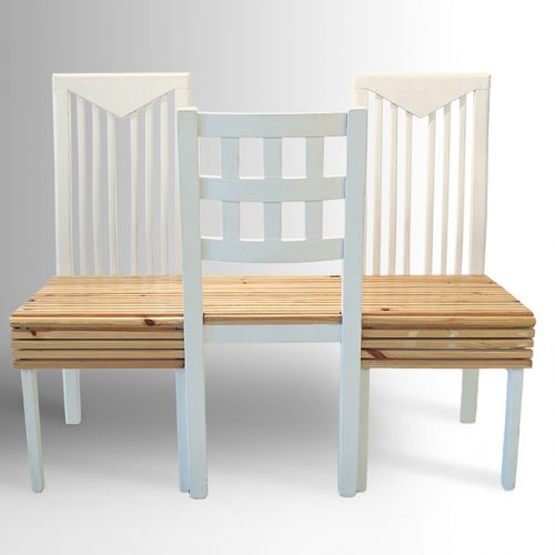 """""""Couple-therapy"""" Bench"""