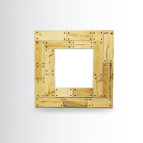Deck-pattern Mirror