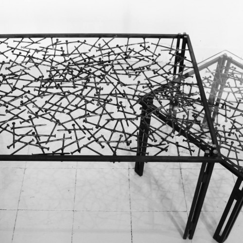 Nail-it combined Coffee Tables
