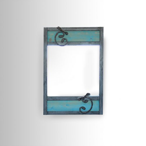 Petal Metal Mirror
