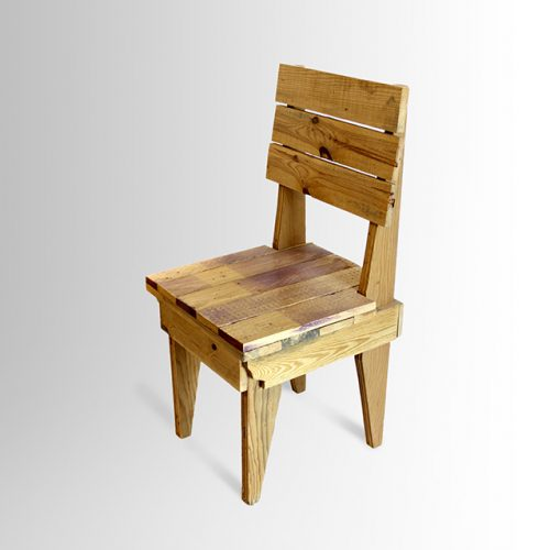 Pallet Wise Chair