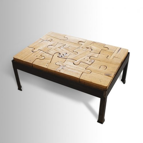 Puzzled – Coffee Table